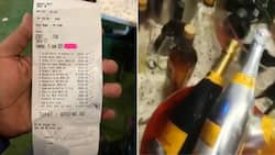 """""""Iyoh"""": Man splashes R70k on one night's booze, Mzansi can't deal"""