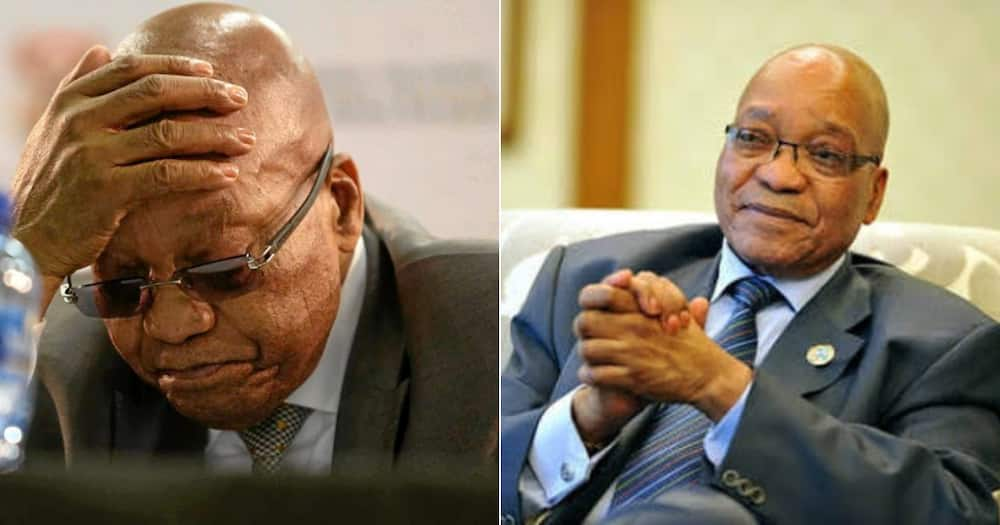 Jacob Zuma, Constitutional Court ruling, Twitter, South Africans, political prisoner, Contempt of court