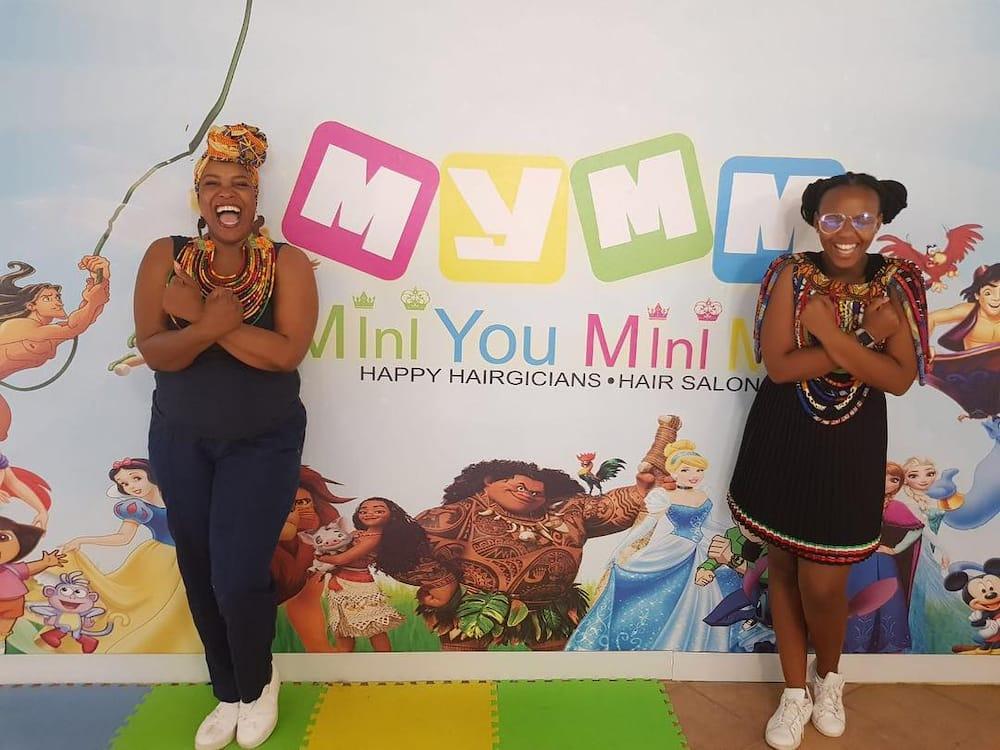 Zandi Nhlapo hair salon