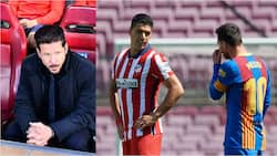 Diego Simeone reveals how he spoke with Luis Suarez to make him persuade Messi join Atletico before PSG deal