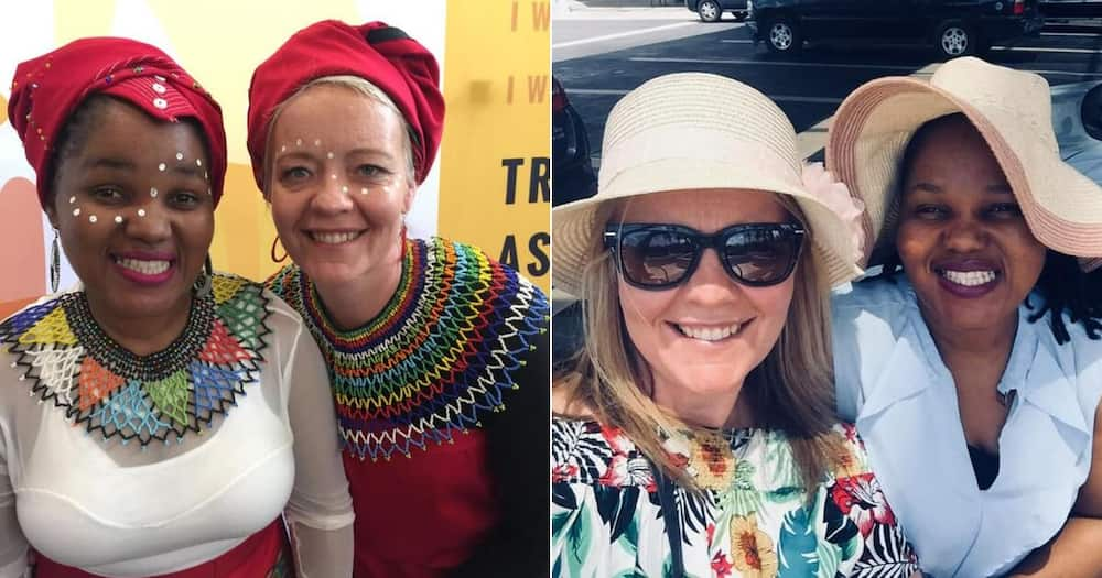 Sister from another mother: Photos of friends goes viral online