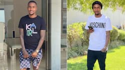 """""""Don't understand"""": Hugo Broos is confused about Thembinkosi Lorch's injury"""