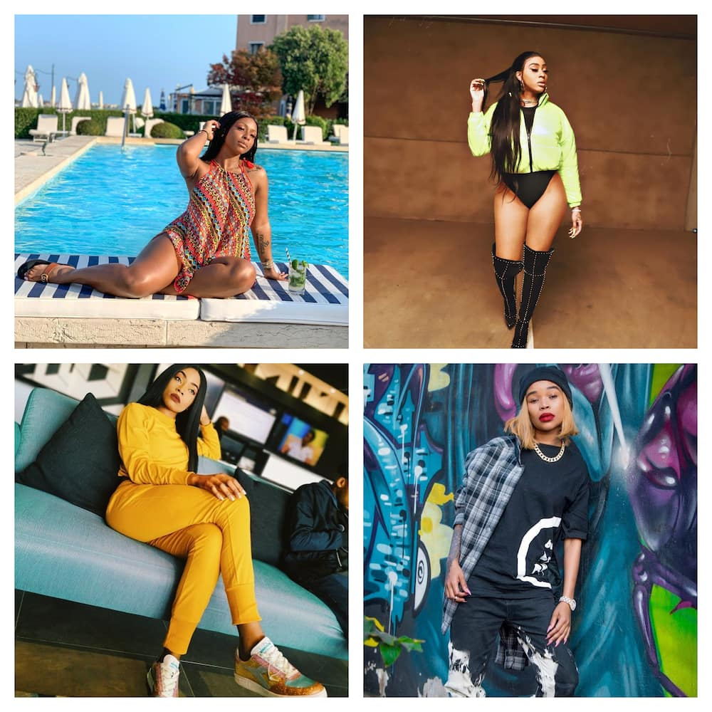 The best female rappers in South Africa