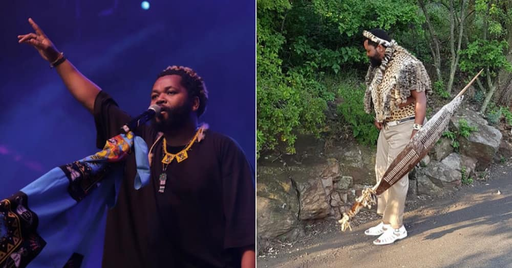 SABC clears air on Sjava being removed from Uzalo TV drama