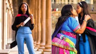 Halala: Mzansi feels inspired by young civil engineering graduate from Wits University