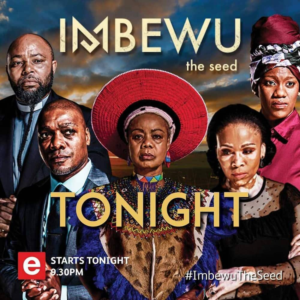 Imbewu cast: A-Z exhaustive list with pictures 2019
