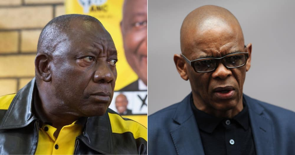 Ace Magashule, Cyril Rmaphosa, ANC, African National Congress, Step-aside resolution, High Court