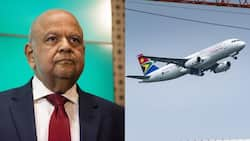 Pravin Gordhan says State will no longer fund embattled SAA in future
