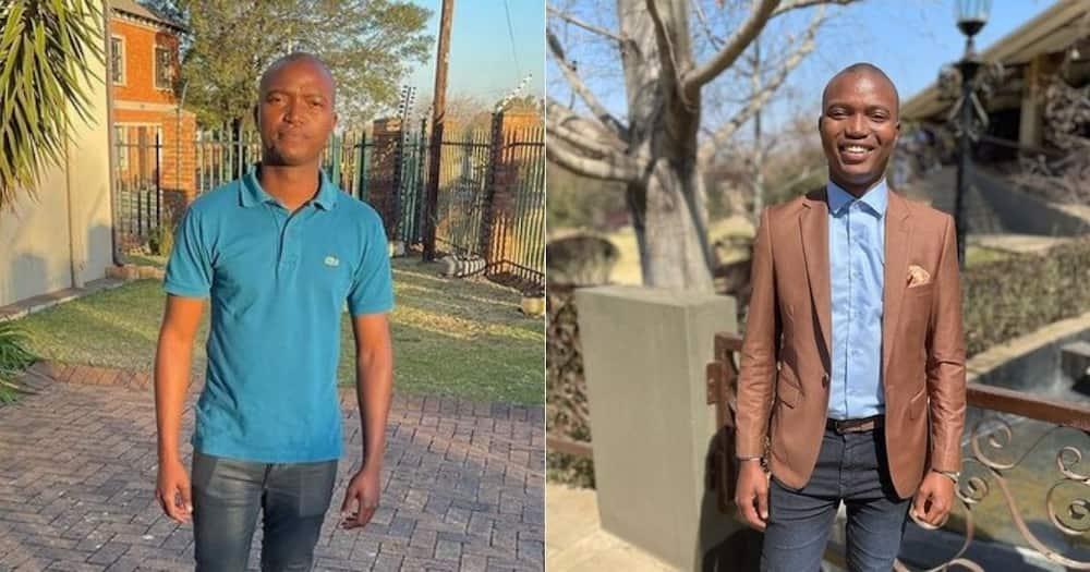 Skeem Saam, Vusi Leremi, aka Clement, applauded, for his acting skills