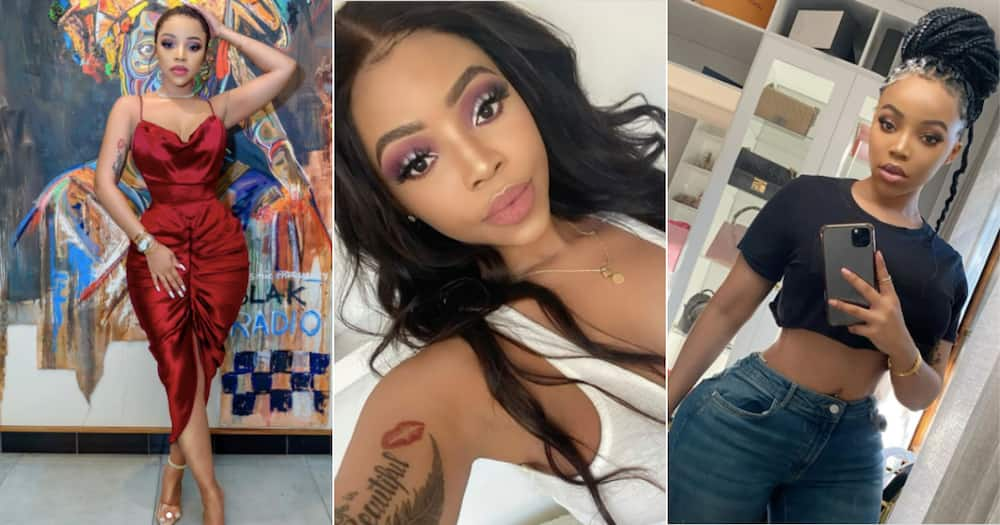 Faith Nketsi opens up about why she's quitting her young rap career