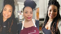 Don't be afraid to take 'whisks': Woman celebrates new home by showcasing kitchen