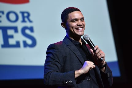 Trevor Noah height, age and ethnicity