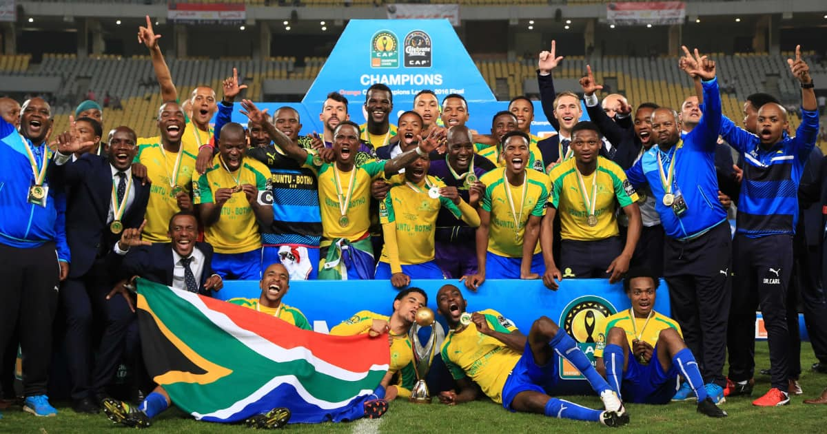 On this day in 2016: Sundowns crowned CAFCL winners for 1st time