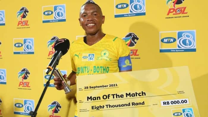 Manqoba Mngqithi lauds Andile Jali for Man of the Match performance against Arrows