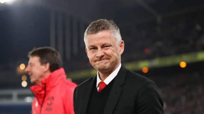 Solskjaer breaks silence amid calls for his sacking as Man United boss