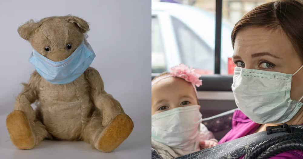 Explained: Children under the age of 6 are not required to wear masks