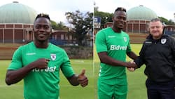 Bidvest Wits announce exciting signing of Cameroonian striker Eva Nga