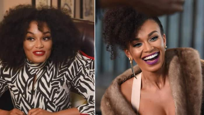 Pearl Thusi publicly asks the DA to kindly stop contacting her, she's not loving it