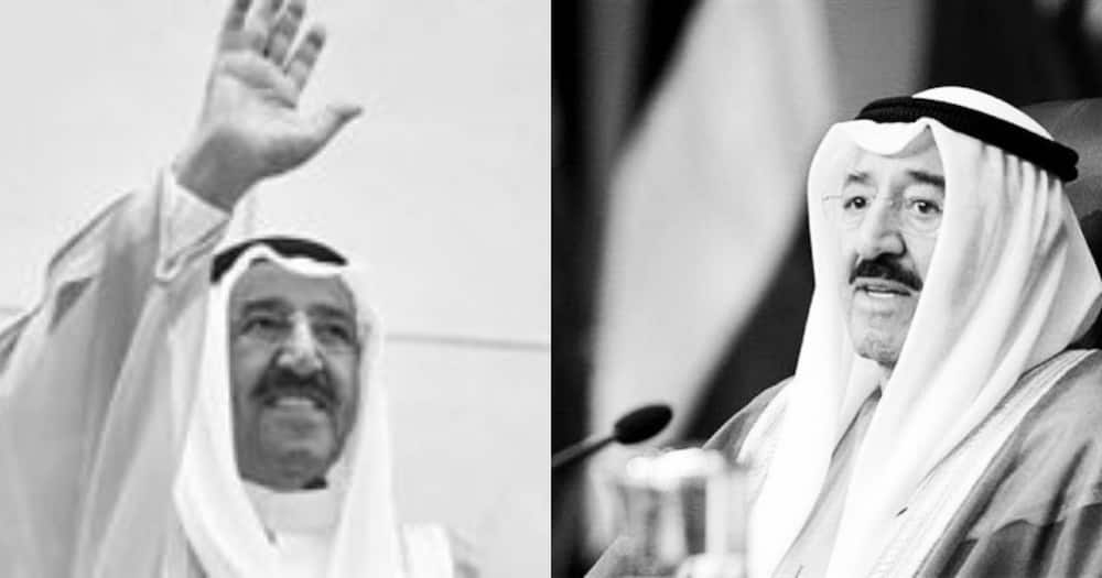 Kuwait's Emir Sheikh Sabah dies at 91 after surgery earlier this year