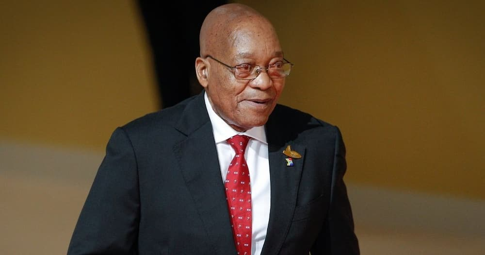 Jacob Zuma, brother, funeral, compassionate leave, application