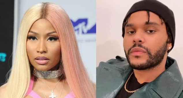 Nicki Minaj, The Weeknd slam Grammys for past and current nomination snubs