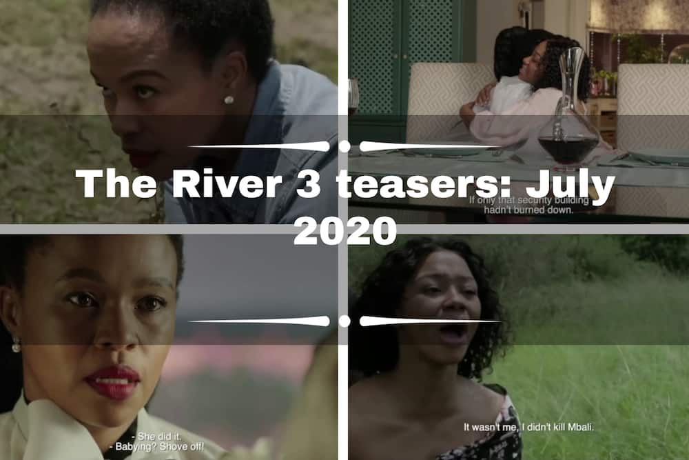 The River 3 teasers for July 2020
