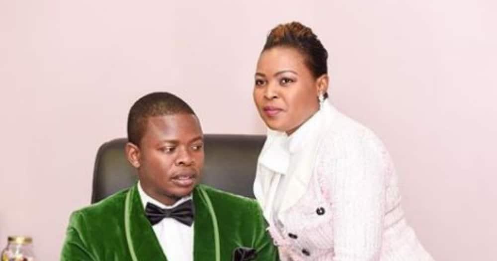 Prophet Bushiri and his wife Mary's permanent residence has been declared invalid. Photo credit: Instagram/shepherdbushiri
