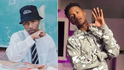 """""""I'm proudly Southaaahhh"""": Emtee shows off his language skills"""