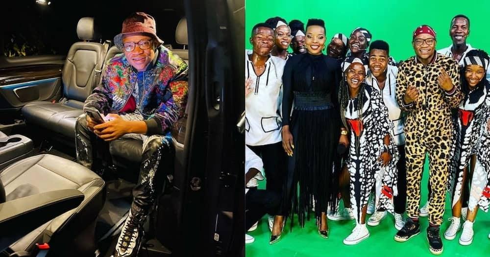 Master KG, Ndlovu Youth Choir Get 1 Million Views for Africa Rising