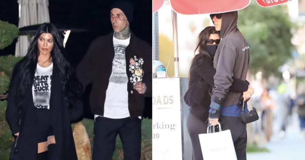 Kourtney Kardashian posts a photo of Travis Barker's blood and stirs reactions online