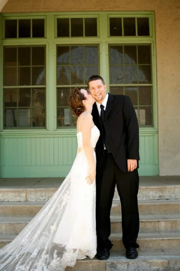 Christian couple waits 6 years after their wedding to consummate their marriage