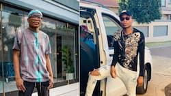 Master KG celebrates after 'Jerusalema' album hits 300m streams on Spotify