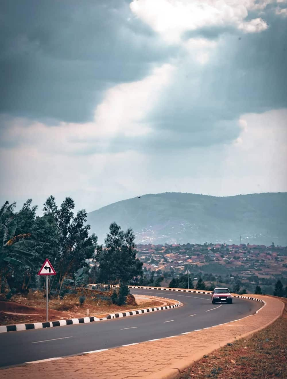 African countries with quality roads