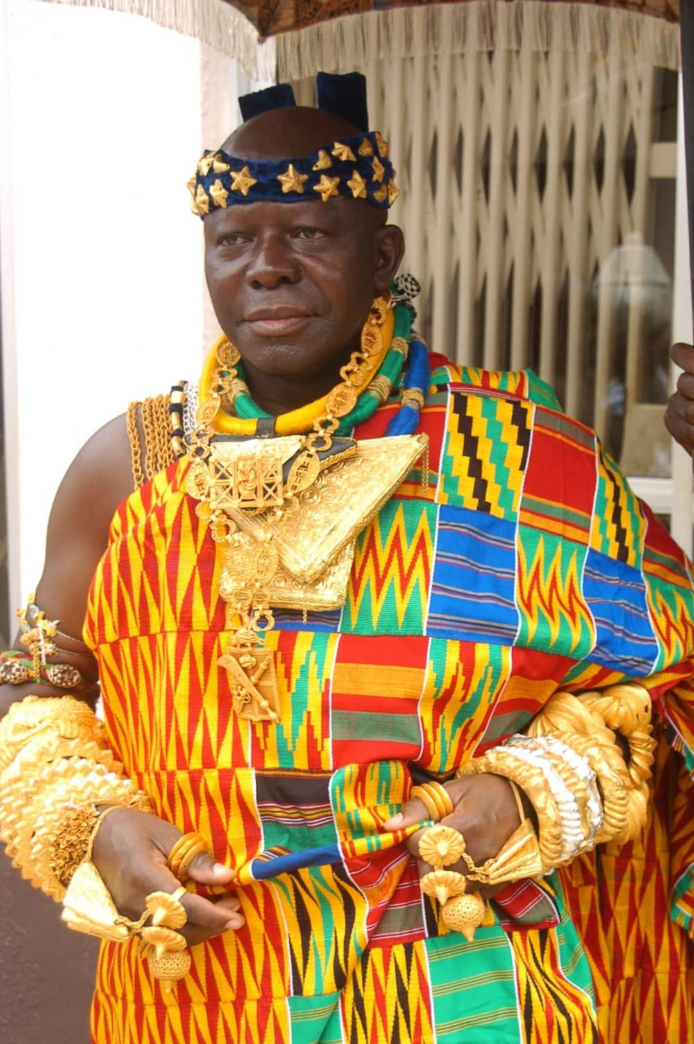 Richest king in Ghana