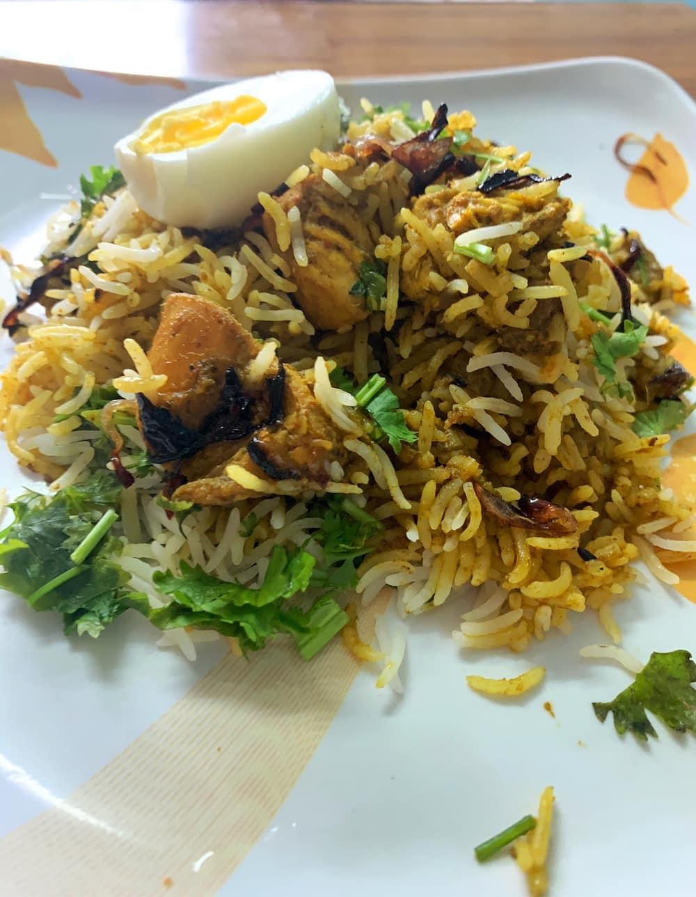 chicken breyani recipes