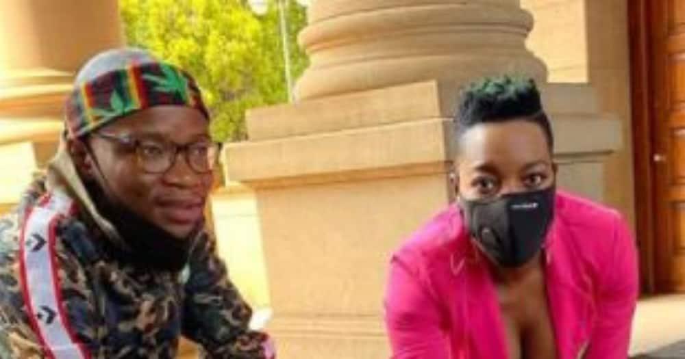 "Ntsiki Mazwai wants Nomcebo to get equal credit for ""Jerusalema"""