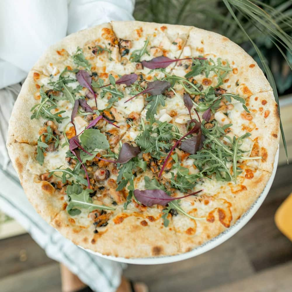 pizza places in Cape town