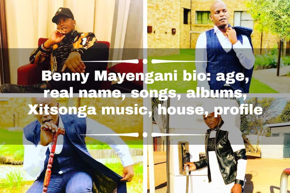 Benny Mayengani bio