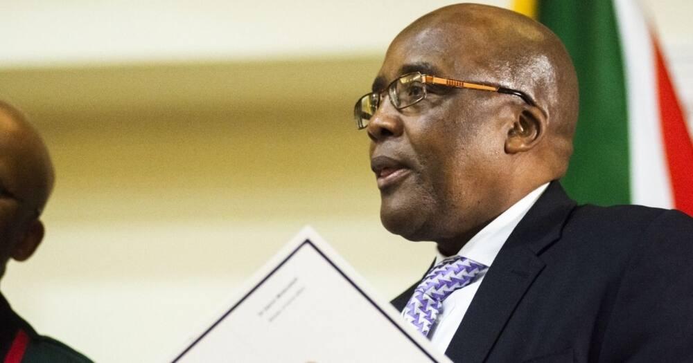 Aaron Motsoaledi, Requests Proof, Sheperd Bushiri, Travelled to SA, back