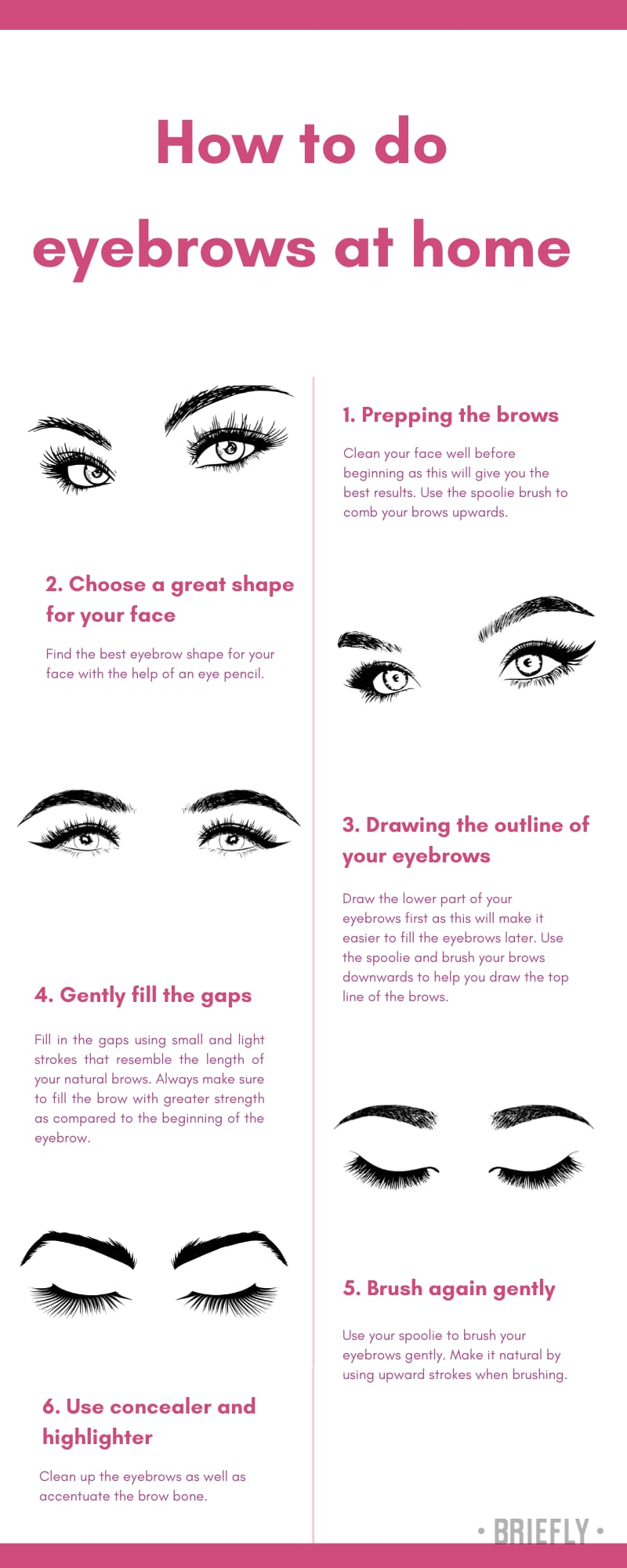 how to do eyebrows  how to make eyebrows  how to make perfect eyebrows