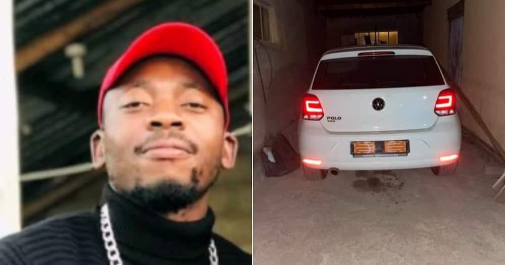 Man, Car, Buys, SA accuses him of lying, Twitter reactions