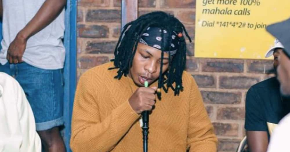 Helang: Amapiano DJ, Obza fakes Covid 19 results to perform in Namibia