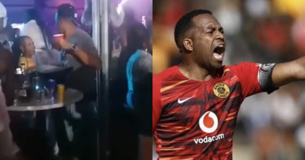 Itu Khune Trends After Clip of Him Wasted at a Groove Shared Online
