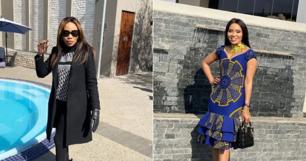 Norma Mngoma, EFF, Pictures, rally, Hlengiwe Mkhaliphi, social media reactions