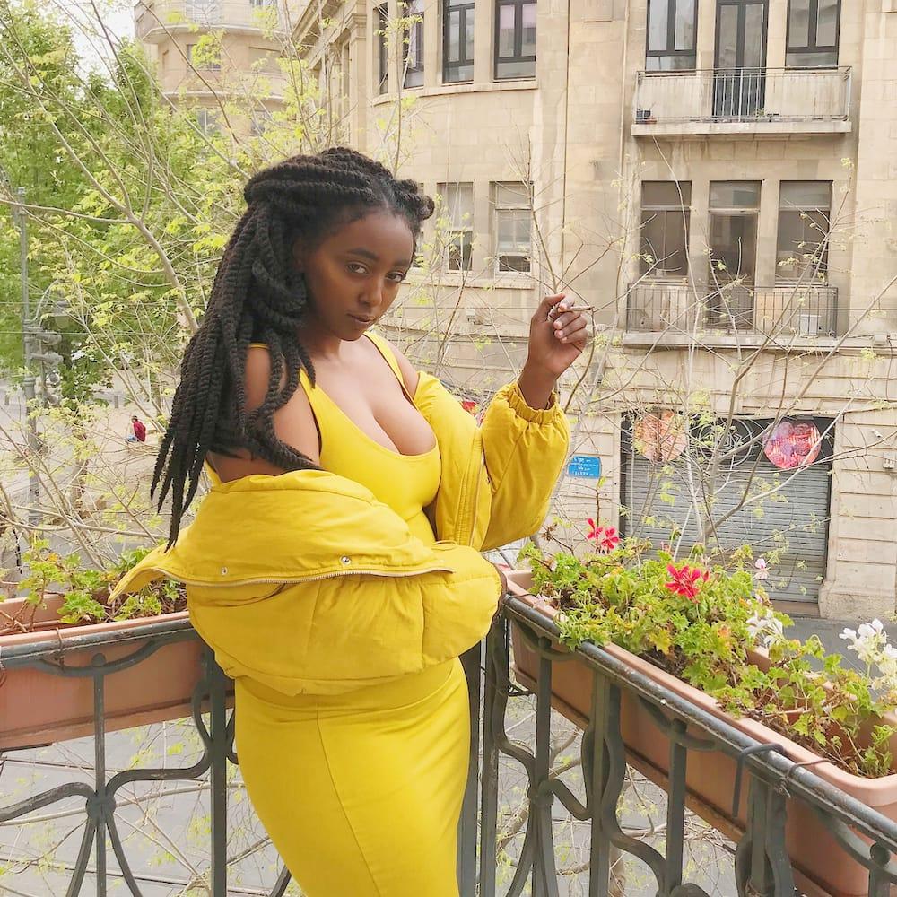 Ladies ethiopian most beautiful Ethiopian Girls