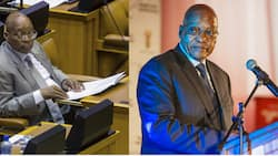 Jacob Zuma: Sentencing me to prison during the pandemic is a death sentence