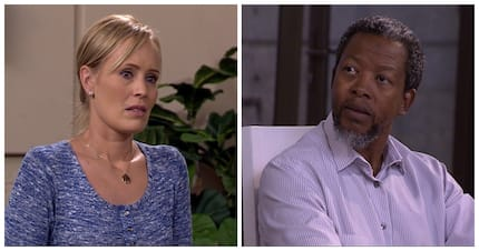 Isidingo fans stress that Lalage and Lincoln are getting too close