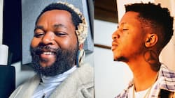 Sjava shows love to Emtee after 'Long Way' tops Charts Africa rankings