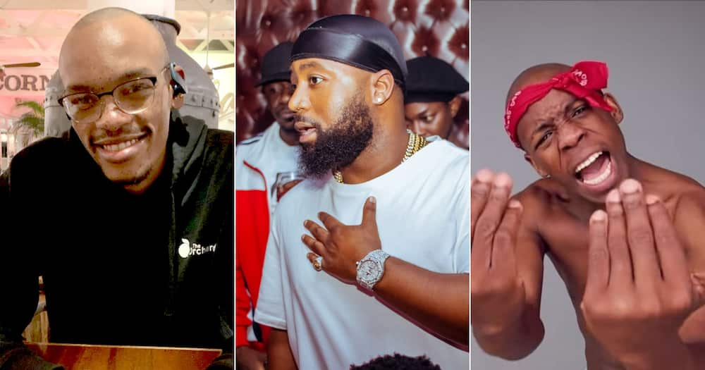 Nota Baloyi throws shade at Cassper Nyovest and supports Big Xhosa