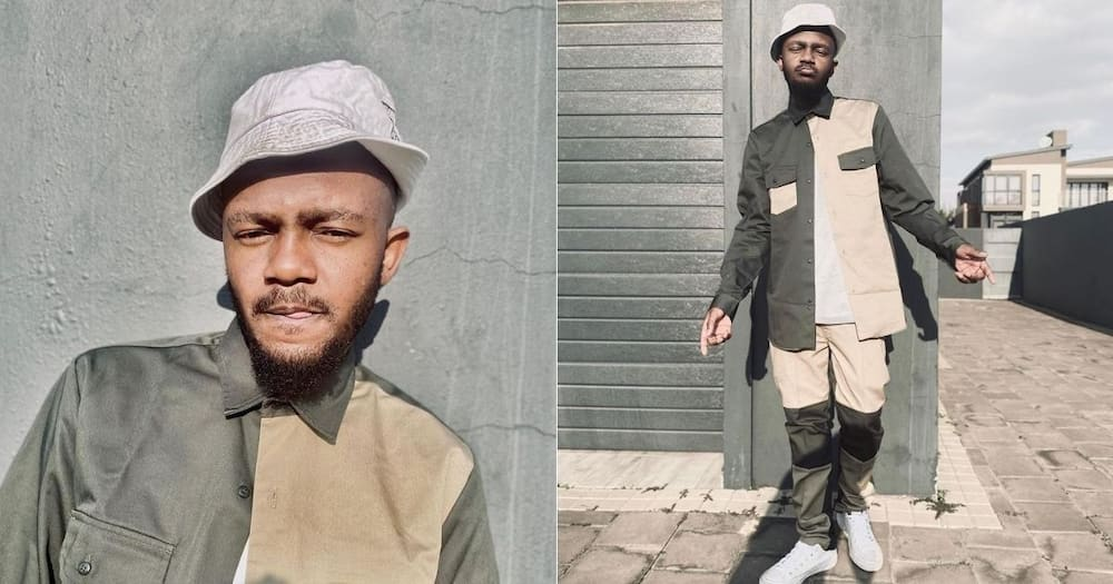 Kwesta calls out BMW for sampling song without his permission